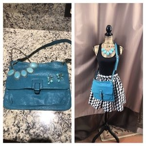 Purse and Jewelry Combo